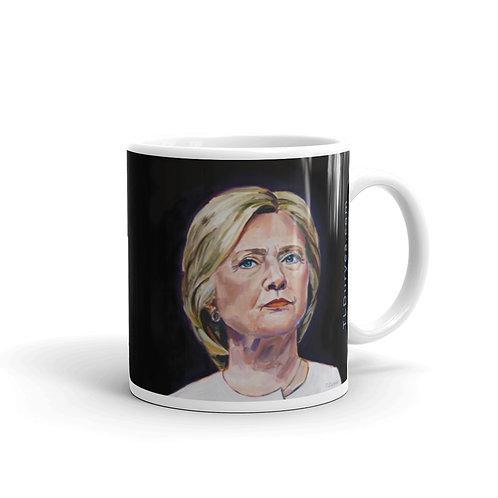 Still With Her glossy mug