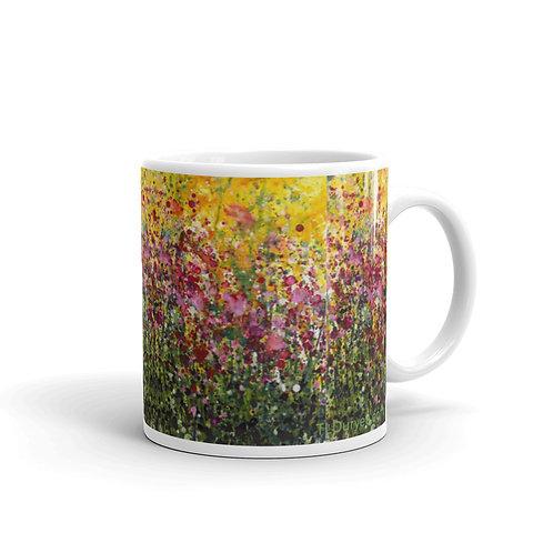 F&M Signature glossy mug