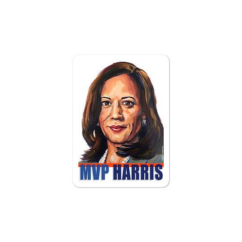 MVP Harris stickers