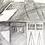 Thumbnail: Drawing of barn and horses