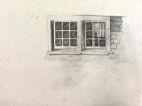 Charcoal Window