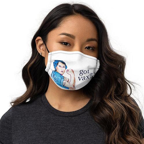 Got Vax face mask
