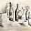 Thumbnail: Charcoal still life of bottles