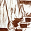 Thumbnail: Sepia Ink Barn Detail