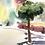 Thumbnail: Watercolor Spanish arch