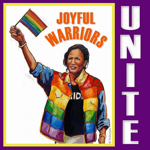 Joyful Warriors - Free Download