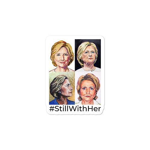 #StillWithHer stickers