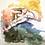 Thumbnail: Watercolor female figure