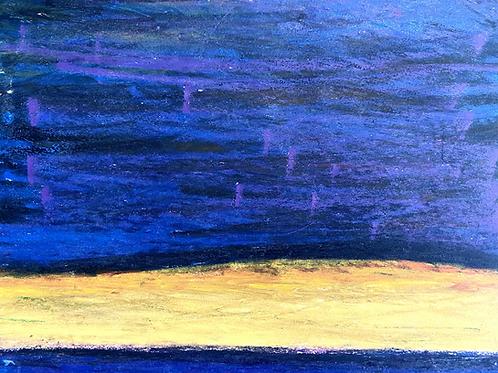 print of landscape
