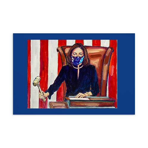 Second Impeachment Postcard