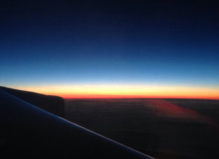 Rome Trip #1 - Flying