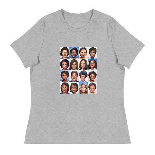 Sheroes Rise Women's Relaxed T-Shirt