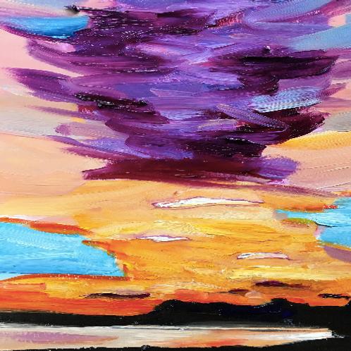 Bayley Beach Sunset