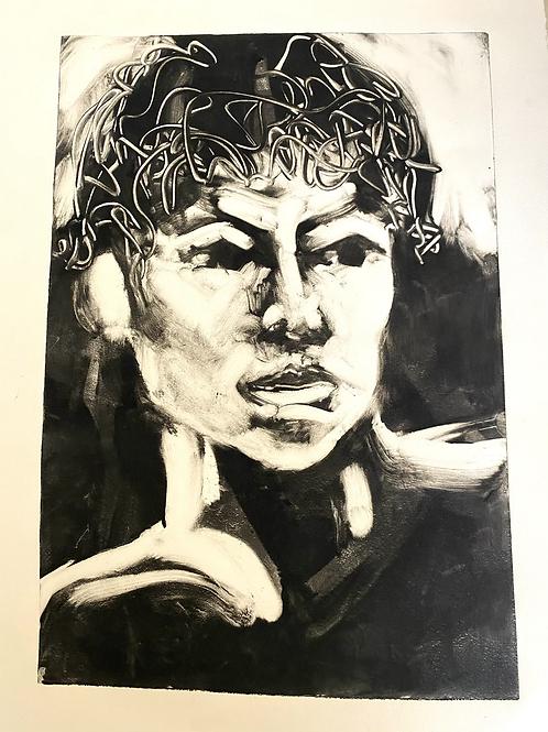 print of portrait