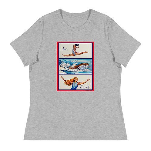 Olympians Women's Relaxed T-Shirt