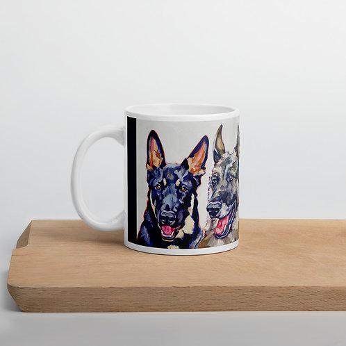 DOTUS glossy mug