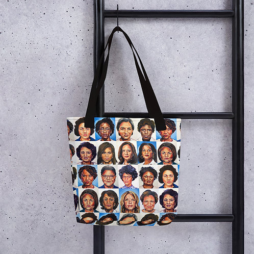 Sheroes Rise Tote bag