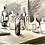 Thumbnail: India ink still life of bottles