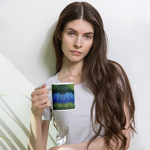 Monet's Garden mug