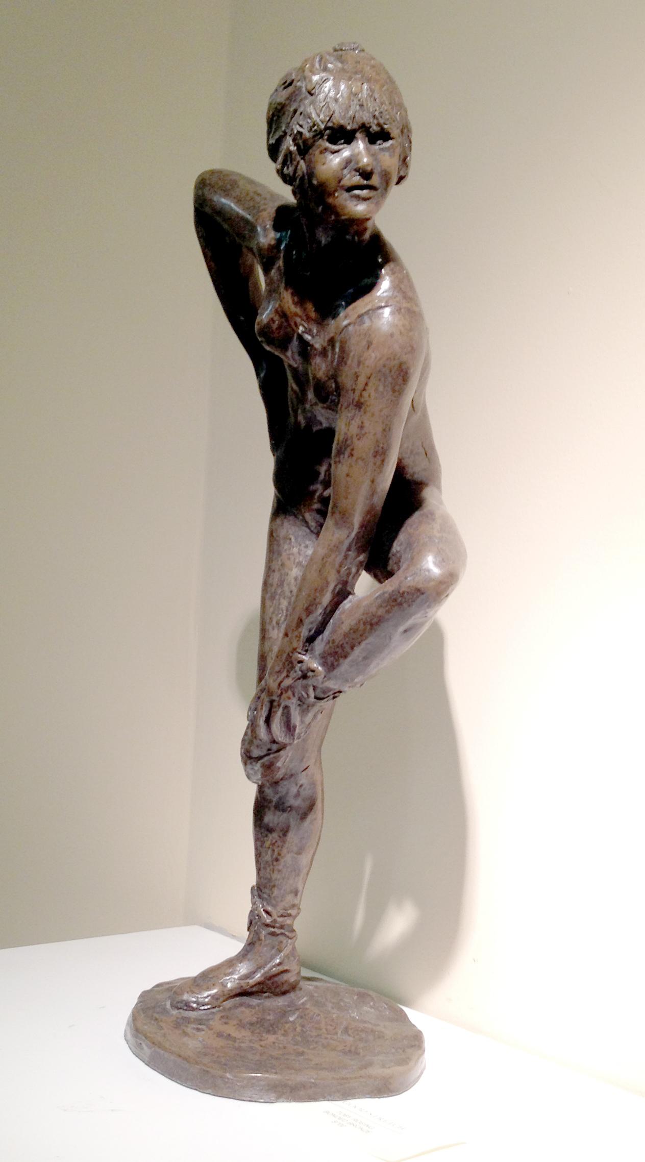Gina's Dance - Bonded Bronze