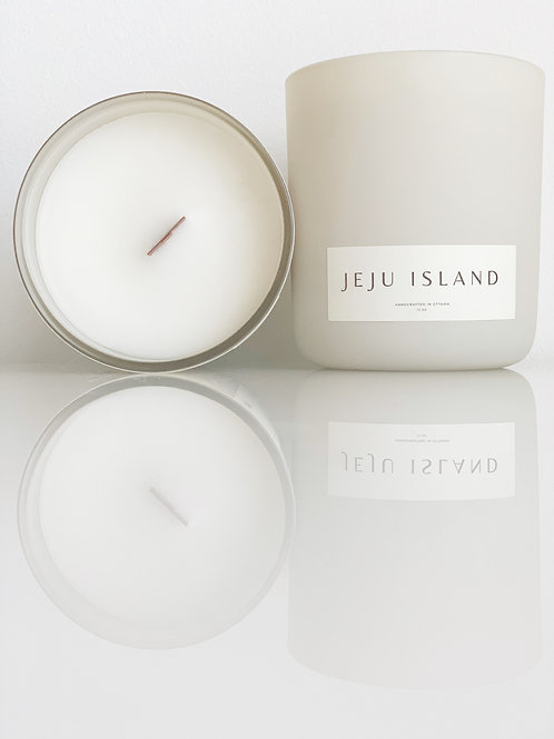 JEJU ISLAND - bergamot + ambergris