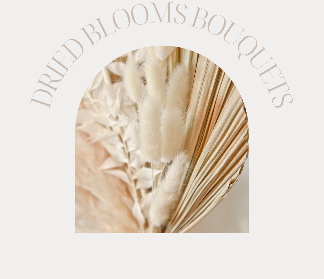 Dried Blooms Bouquets