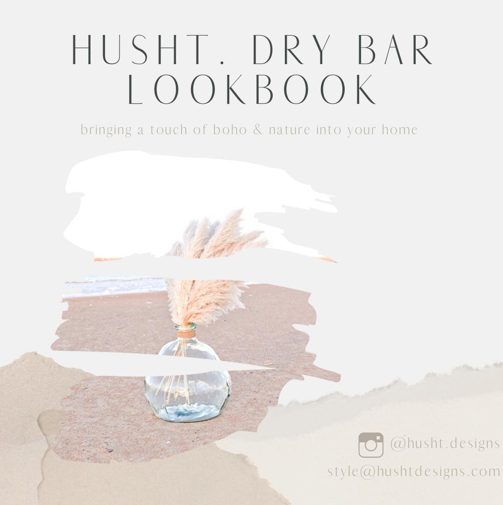 Dry Bar Lookbook Cover