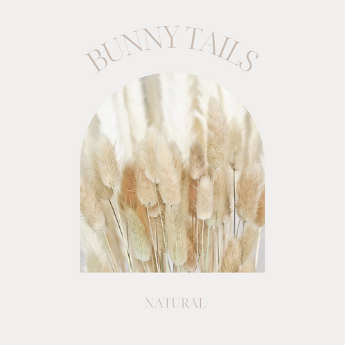 BUNNY TAILS NATURAL