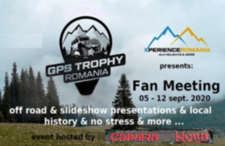 GPS Trophy Romania Fan Meeting