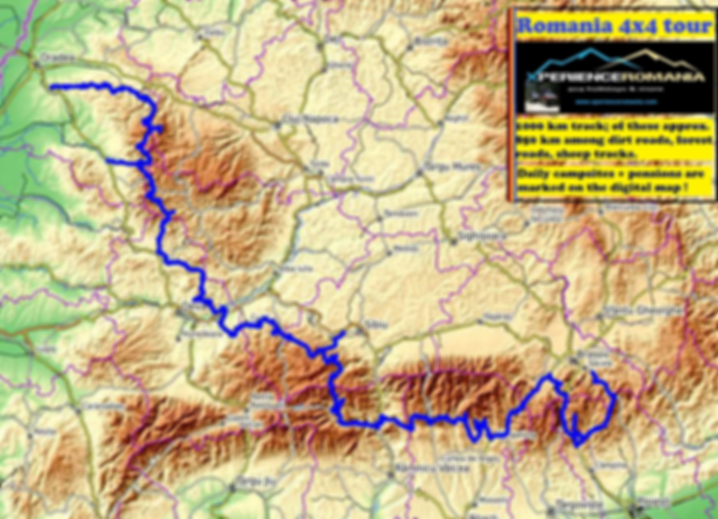 Romania 4x4 tour - classic map.png