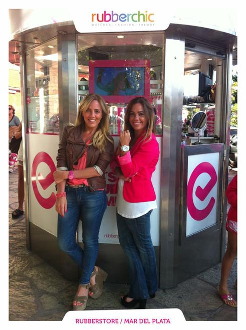 Pia Shaw & Cora De Barbieri