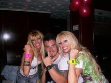 Vicky y Estefy Xipolitakis - Fede Bal