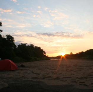 Tsendze Sunrise.
