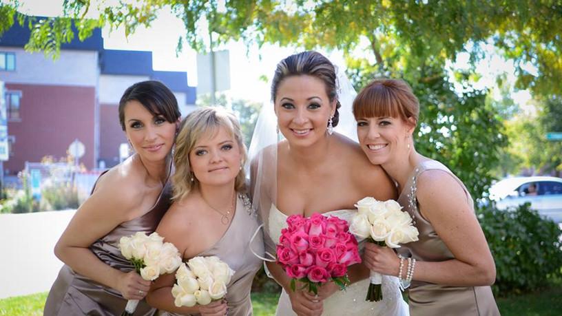 demoiselles / Ilona's bridesmaid
