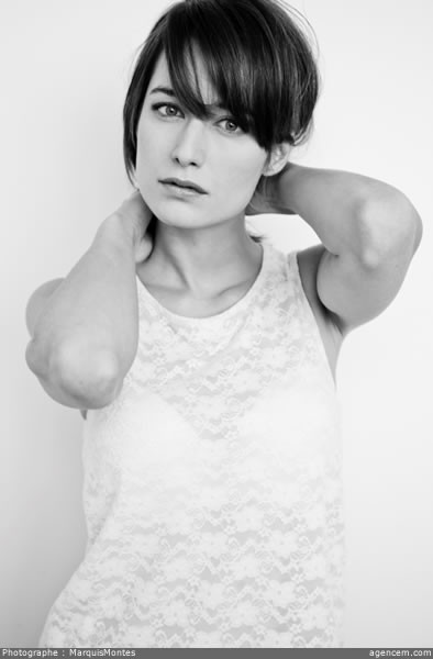 Geneviève Boivin Roussy, actrice