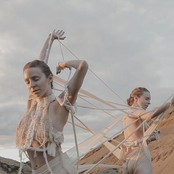 """Videoclip """"Mon corps"""" Ariane Vaillancourt -  Photo: Philippe Provencher"""