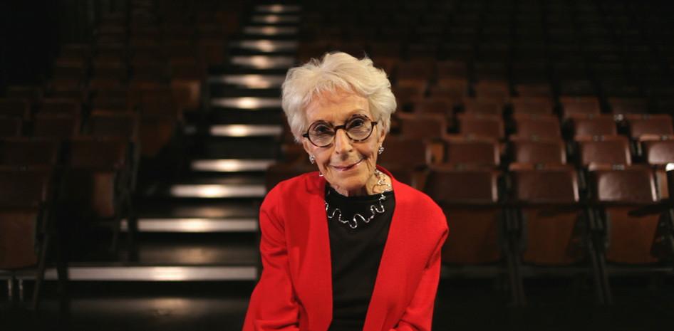 Janine Sutto, comédienne