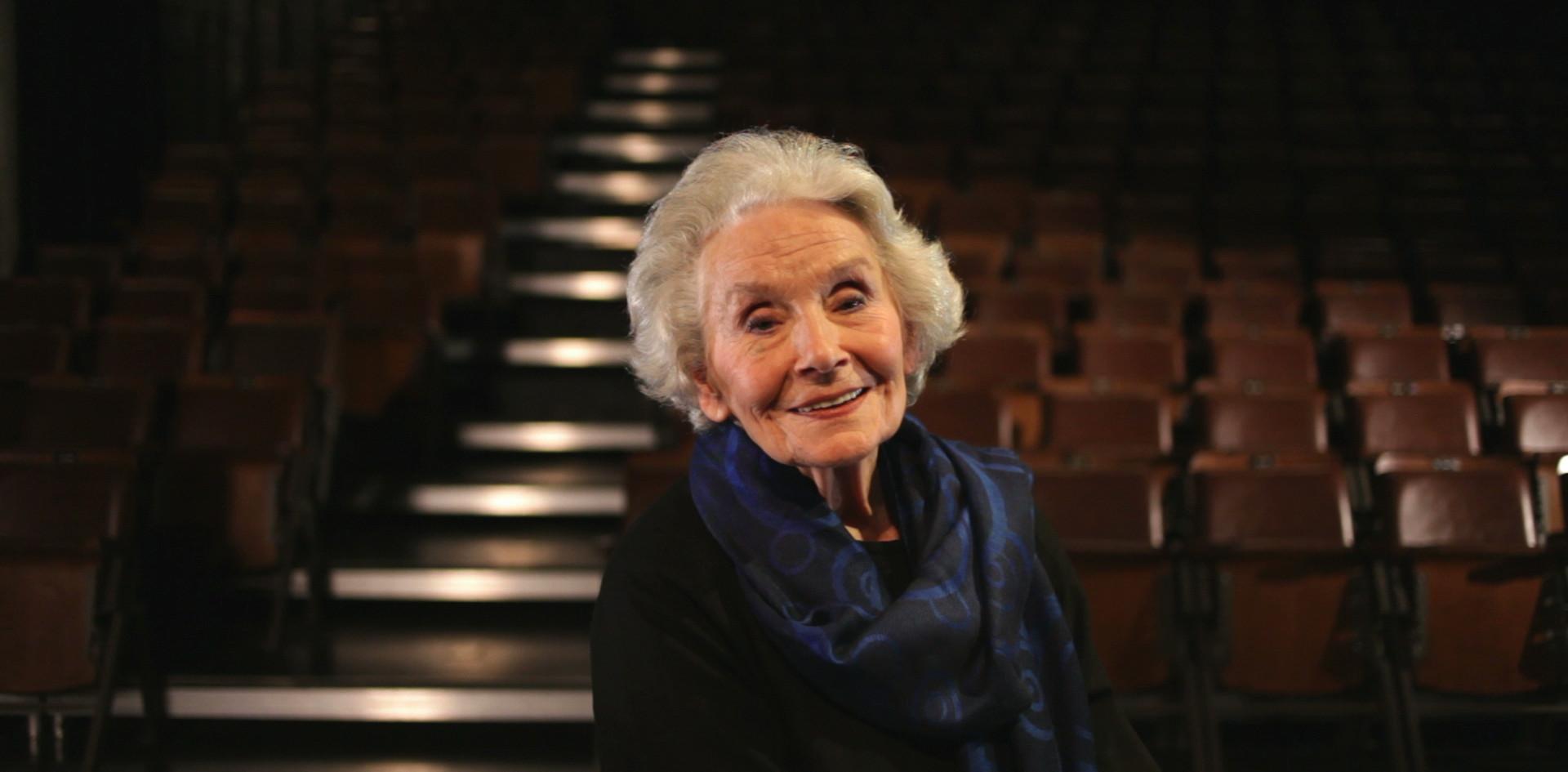 Françoise Faucher, comédienne / metteuse en scène