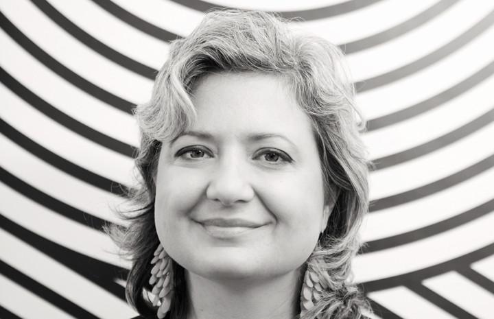photo: Cindy Boyce / Joanna Berzowska, Associate Professor of Design and Computation Arts at Concordia University in Montreal