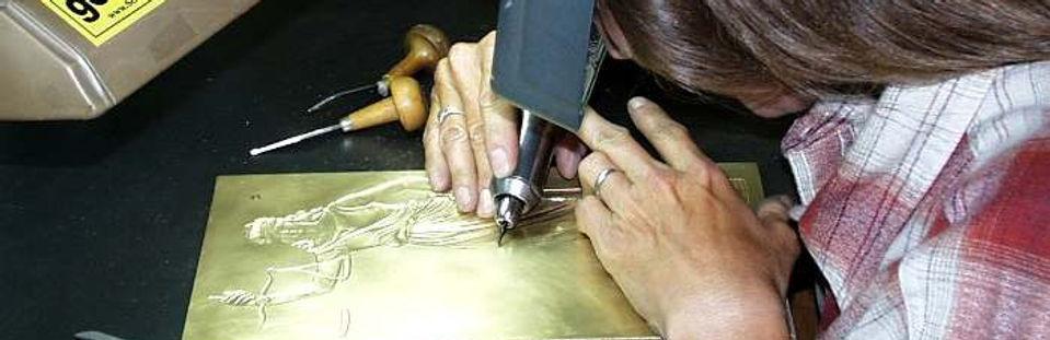 Midwest Engraving Cuttng Emboss Die
