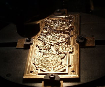 Combo Die Midwest Engraving