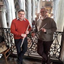 Francçois Ducasse & Philippe Bardon