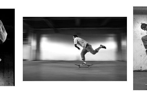 Three Piece Skate