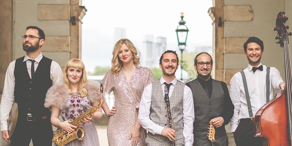 Hetty and the Jazzato Band Album Launch