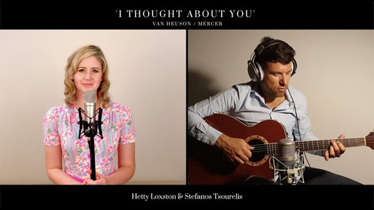 'I Thought About You' - Van Heusen / Mercer