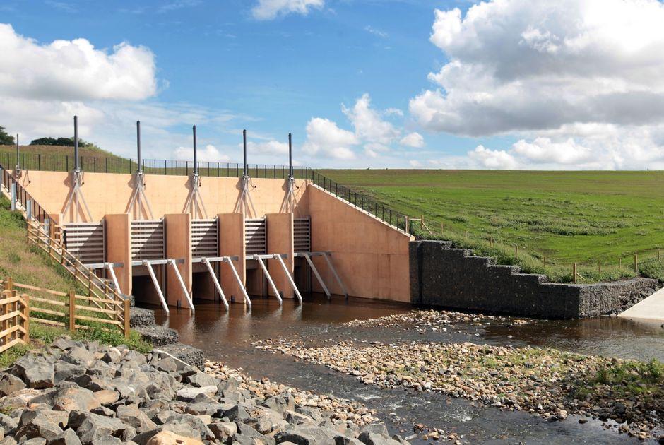 Birth Morpeth Flood Defense