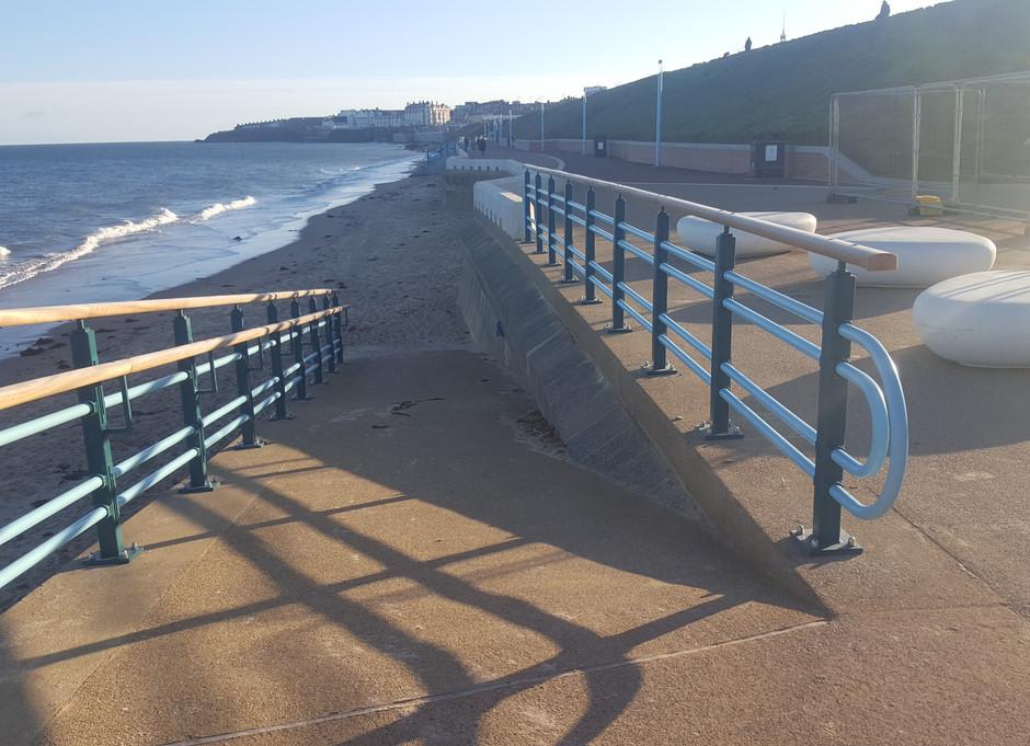 Seymour Whitley Bay, Northern Promenade