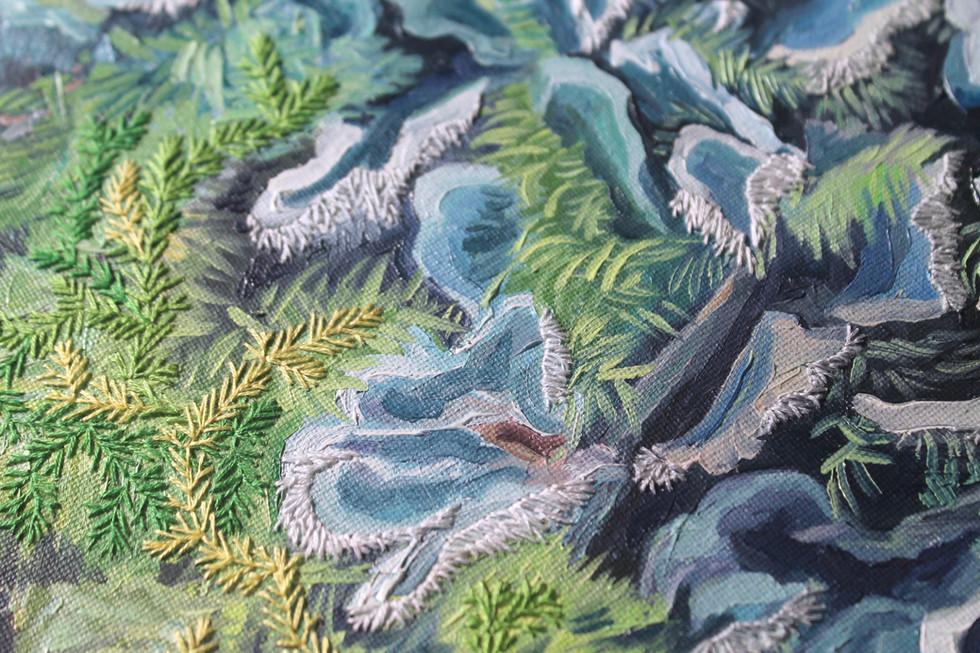 Forest Textures x Bonnie Steele