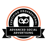 HS Advanced Social Advertising Certifica