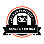 HS Social Marketing Certification Badge.